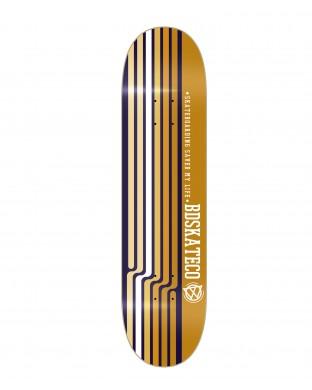Tabla skate BD Retrospective - Orange