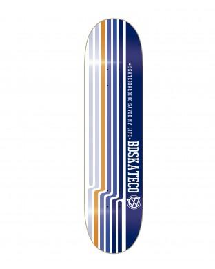 Tabla skate BD Retrospective - Purple model