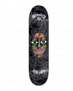 Tabla skate BD Artist S - Stole Army - Black