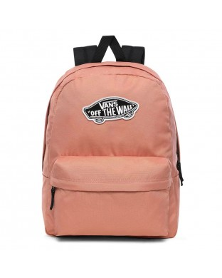 MOCHILA VANS REALM BACKPACK ROSA