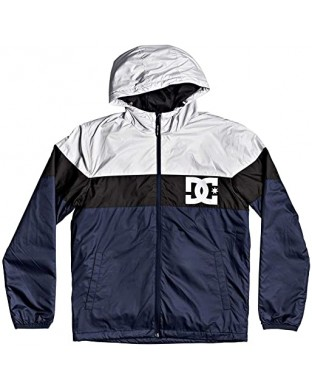 CORTAVIENTOS DC MISSILE PADDED TRICOLOR